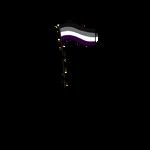 Ace Pride Flag by LasagnaTheTrashcan