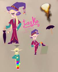 Taako -TaZ by LasagnaTheTrashcan