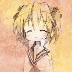 Yu-chan by gofu-web