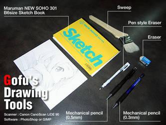My Drawing Tools by gofu-web