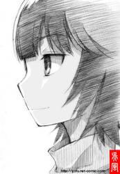 Anna-chan by gofu-web