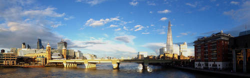 City of London by Princess-Amy