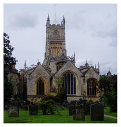 Cirencester Cathedral by Princess-Amy