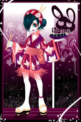 Alexoto Sushi Girl by bw-inc