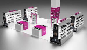 Emsan Fair Stand Design by cihanYILDIZ