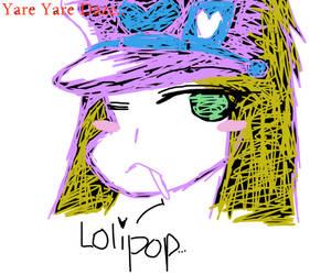 Me In High School Jotaro Kujo Style by Soniclover2010