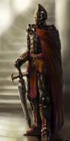 Esulkar Royal Guard by Herckeim