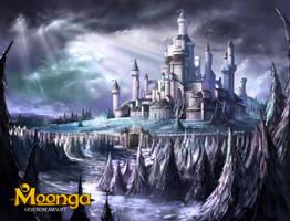 Castle of Winter by Herckeim