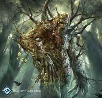 Treebeard by Herckeim