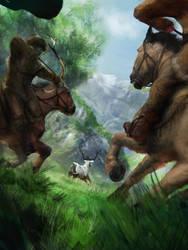 The Hunt - Part 2 by Herckeim