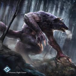Beast of Taur-nu-Fuin by Herckeim
