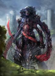 Nightmare Horror by Herckeim