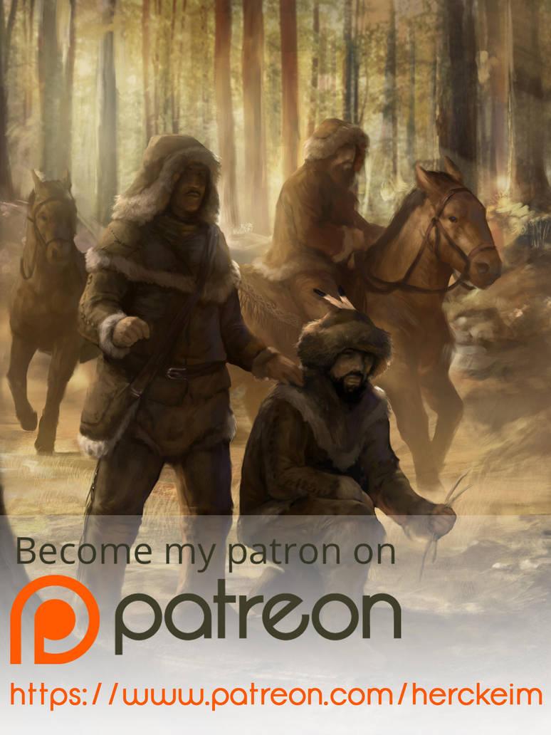 The Hunt - Part 5 by Herckeim