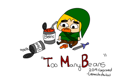 Too Many Beans by MoustachedPotatoes