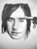 Jared Leto by T0FF