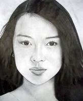 Zhang Ziyi by T0FF