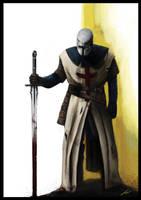 Knight of sorrow by Timskoglund
