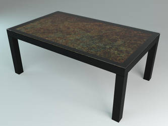 Rusty table thing by Joetruck
