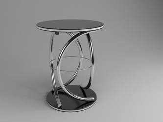 Bauhaus Table by Joetruck