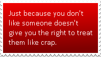 (I don't even give a crap if you hate me.) by SuperChris2005