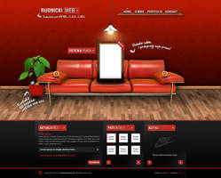 RudnickiWEB Portfolio by SnowyART