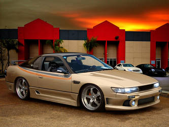 Nissan Sileighty by jgggdesign
