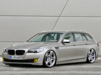 Bmw 520d Touring by jgggdesign