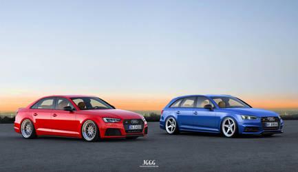 Audi by jgggdesign