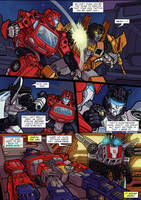 THE TRANSFORMERS: GENERATIONS part 2 by danbrenus