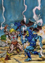 Preview cover for Grayskull-con 2013 by danbrenus