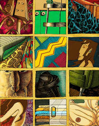 Daily Mosaic by egiova