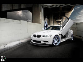 BMW M3 by blackdoggdesign