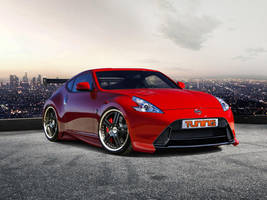 Nissan 370z Raptor by blackdoggdesign