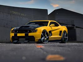 Chevrolet_Camaro by blackdoggdesign