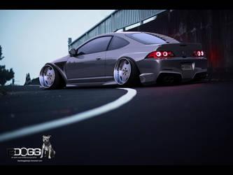 Acura Rsx by blackdoggdesign