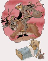 epic level dreams by Pachycrocuta