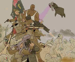 Warhammer 1916 by Pachycrocuta