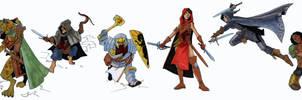 10.05 marker heroes! by Pachycrocuta