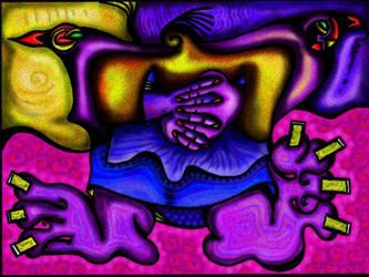 Hands shake by yudi-marton