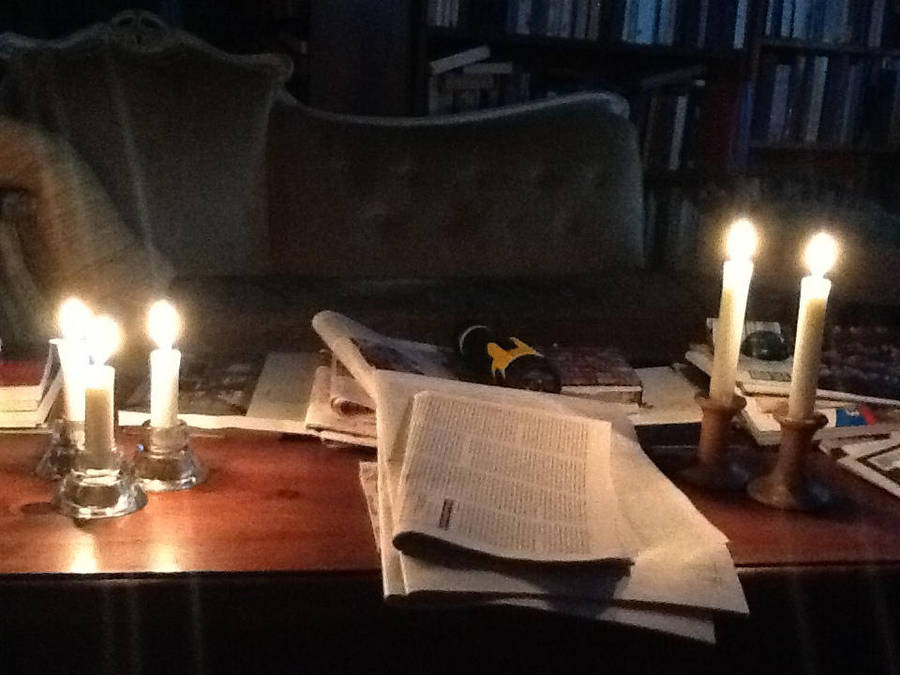 Power's Out by MissIzzy