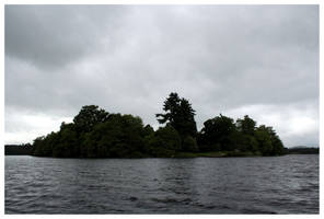 Isle on Menteith by kamuidestiny