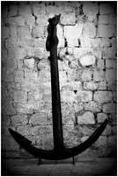 Dalmatian Anchor by kamuidestiny