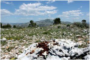 Serbian War Remains by kamuidestiny