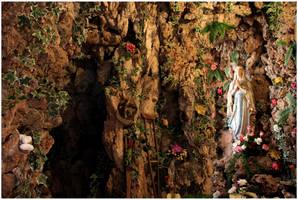 Christian Grotto by kamuidestiny