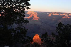 Canyon Sunrise by kamuidestiny