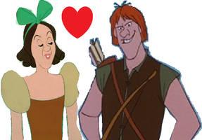 Drizella and Kay by iamnater1225