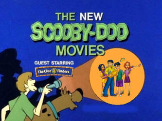 Today, Scooby Doo Meets the Cluefinders! by iamnater1225