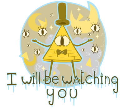 I will be watching you by MusicFireWind