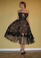 Vintage Dress 1 by magickstock