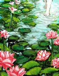 okami-great goddess, amaterasu by chupachup